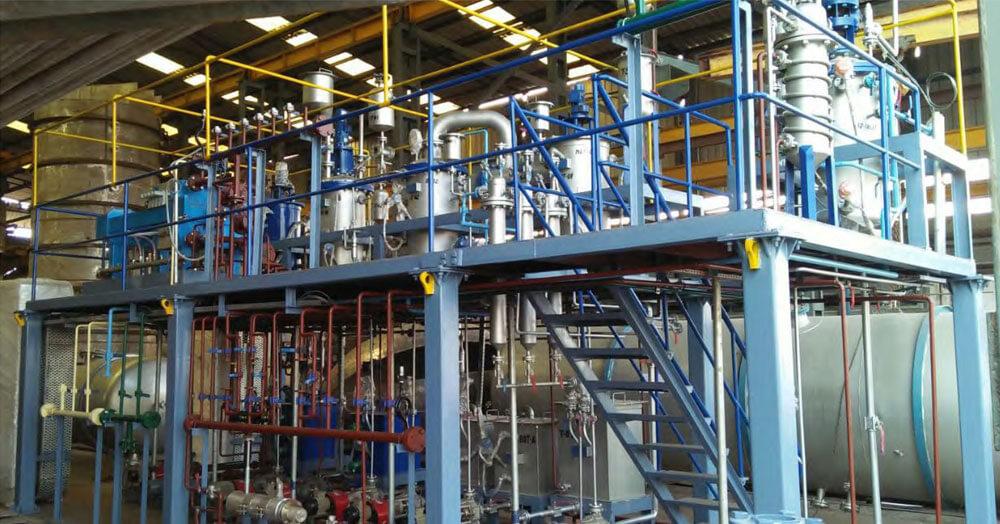 Pilot Plant for Hydrogenation | Pilot Plant Manufacturers in